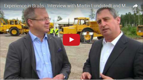 Experience in Braås - Interview with Martin Lundstedt and Martin Weissburg