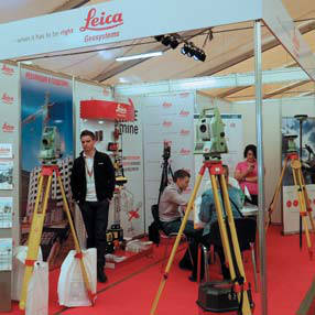 Компании Hexagon и Leica Geosystem