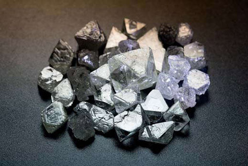 prospects of the russian diamond industry development in conditions