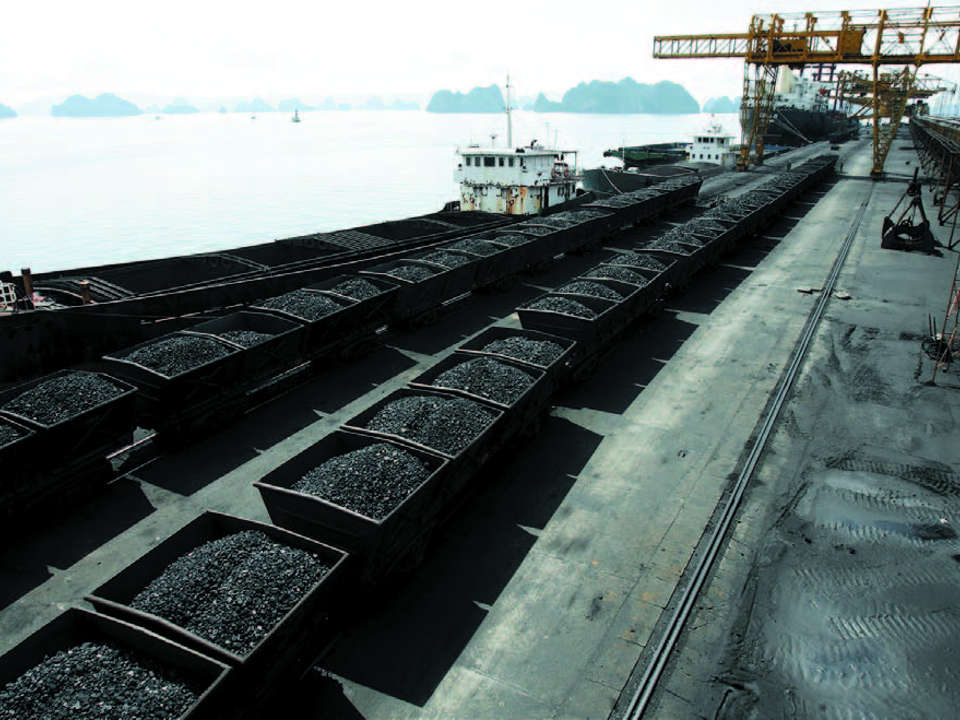 Financing of the depreciation fund as a result of competitive exports of enriched coal