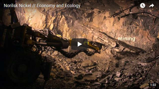 Norilsk Nickel // Economy and Ecology